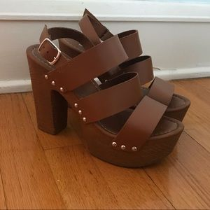 "Steve Madden ""Livvie"" Platform Sandal"